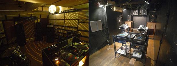 サウンドスタジオドムのフロア